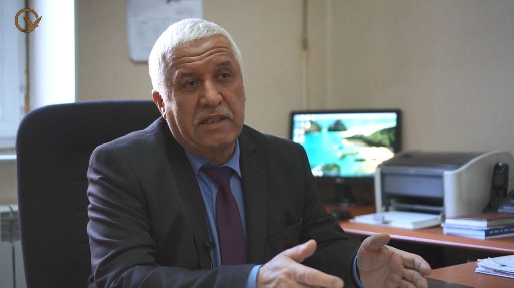 Husein Shokirov, representative of the Committee on Religion. Photo: CABAR.asia